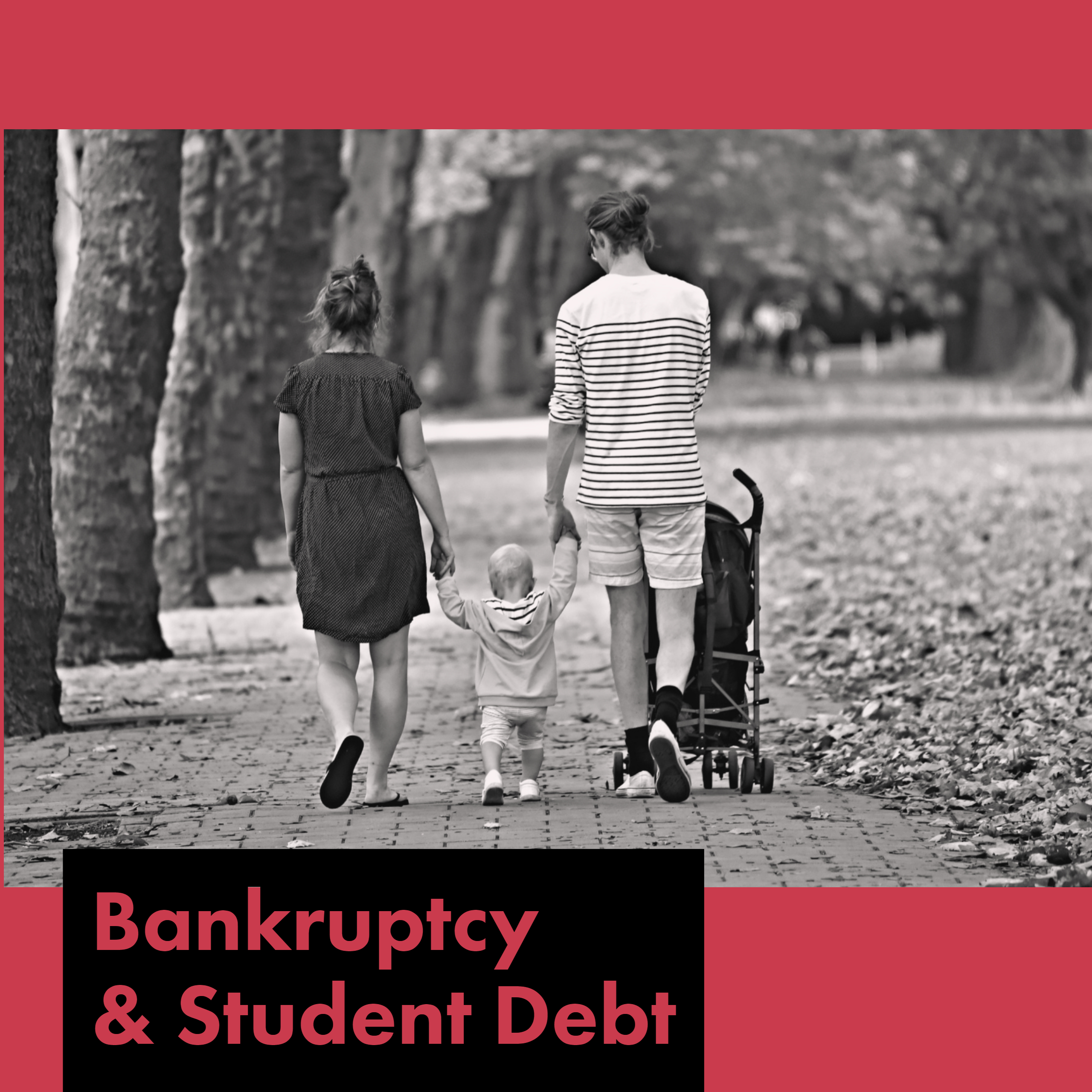 how to get help with student loan debt - Bankruptcy
