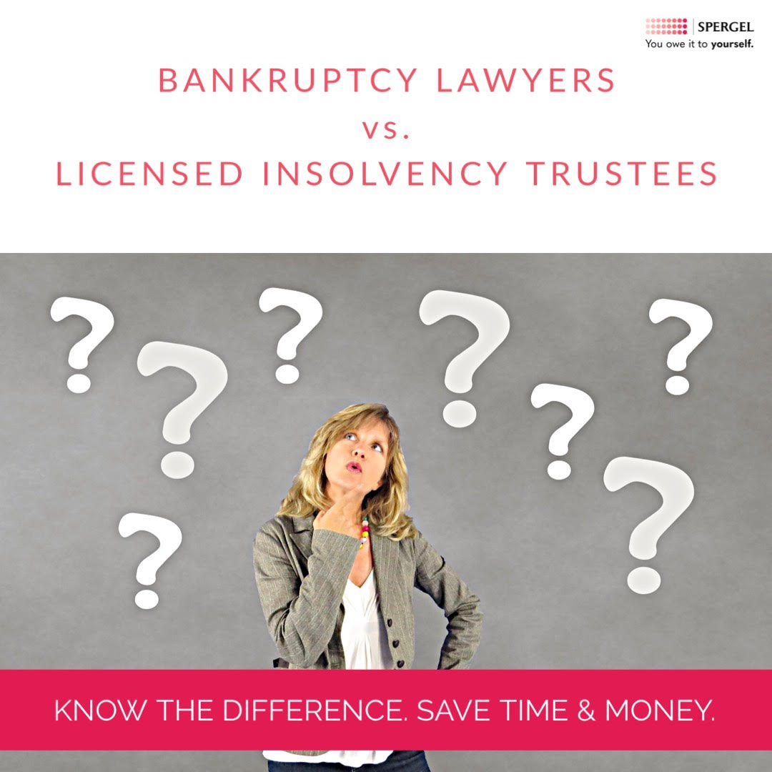 bankruptcy lawyer canada