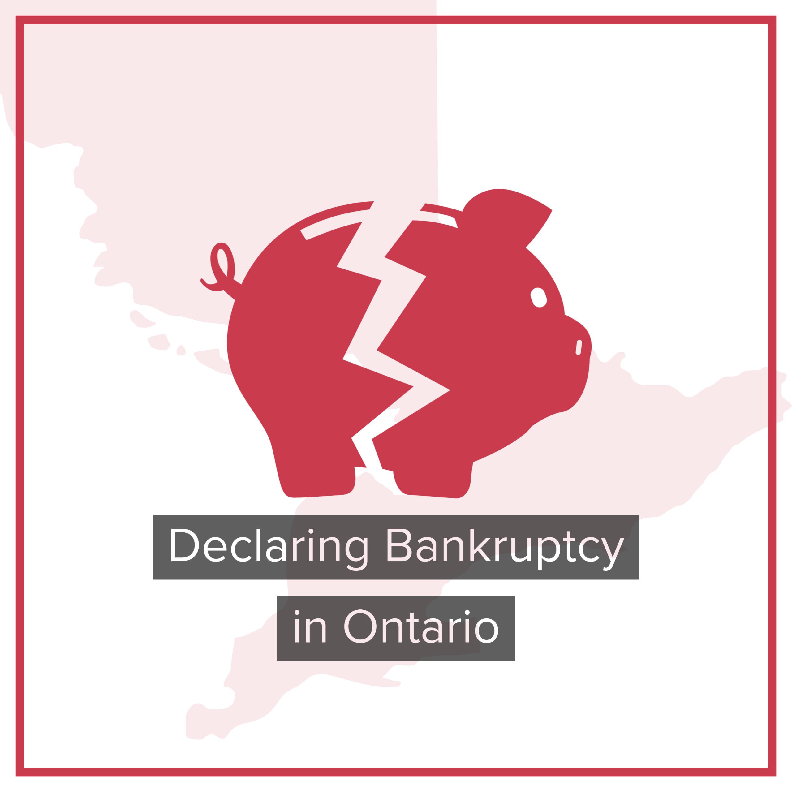 ontario bankruptcy